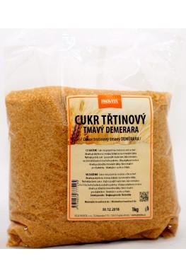 Cukr třtinový tmavý Demerara 1kg PROVITA