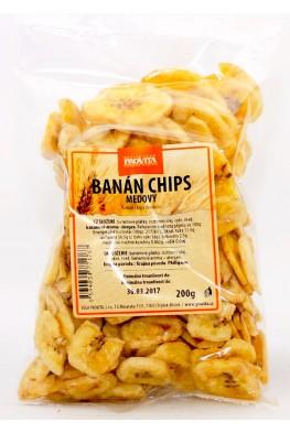 Banán chips 200g PROVITA